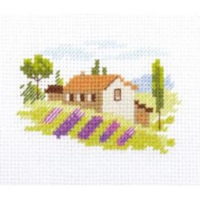 Набор для вышивки крестом Алиса Тоскана 0-158