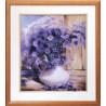 Набор для вышивания Чарівна Мить Б-534 Сиреневый туман фото