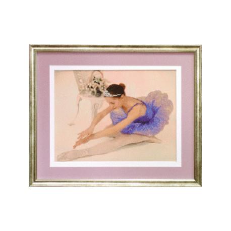 Набор для вышивания Чарівна МитьБ-532 Балерина фото