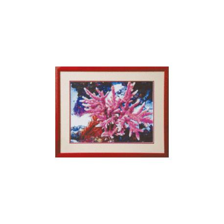 Набор для вышивания Чарівна Мить Б-558 Кораллы фото
