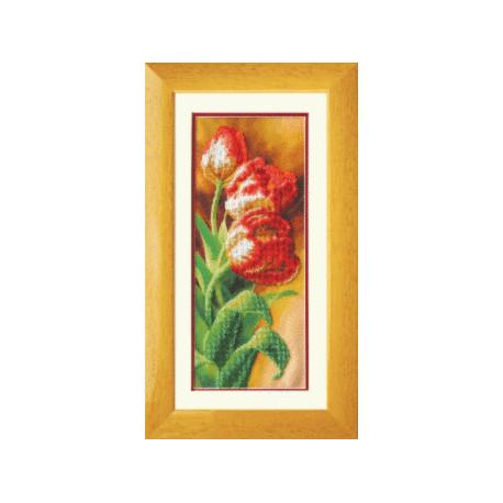 Набор для вышивания Чарівна Мить Б-585 Тюльпаны фото