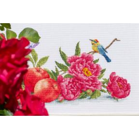 Набор для вышивки Золотое Руно ОЛ-012 Смородина и малина