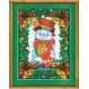 Набор для вышивания Чарівна Мить Б-564 Снеговик фото