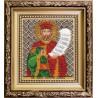 Набор для вышивания бисером Б-1194 Икона св.царя прор.Давида