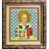 Набор для вышивания бисером Б-1211 Икона св.апостола Родиона