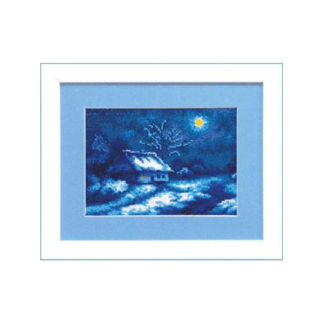 Набор для вышивания Чарівна Мить Б-049 Зимушка зима фото
