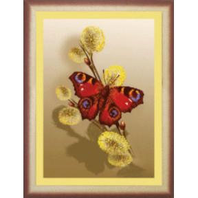 Схема для вышивания Чарівна Мить СБ-016 Бабочка 2