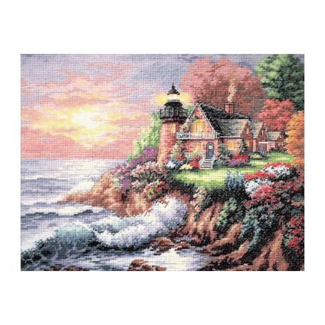 Набор для вышивания Dimensions 35090 Guardian of the Sea фото