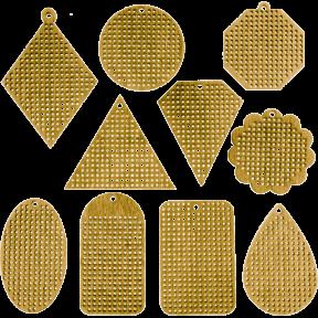ЕНабор заготовок для вышивания по дереву Волшебная страна  FLSW-004