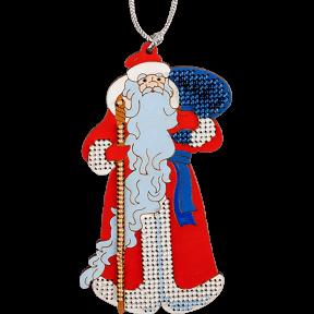 Набор для вышивания бисером по дереву Волшебная страна FLK-009