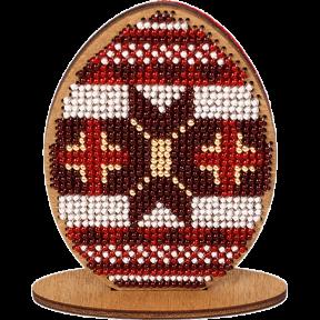 Набор для вышивания бисером по дереву Волшебная страна FLK-032