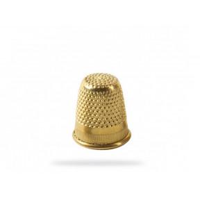 Наперсток Золото (17 мм) Premax (Италия) 40389