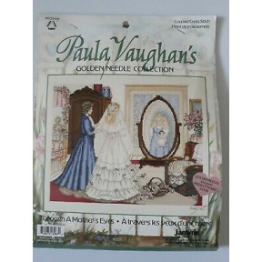 "Схема для вышивания ""Through a Mother's Eyes"" by Paula Vaughan 2912"