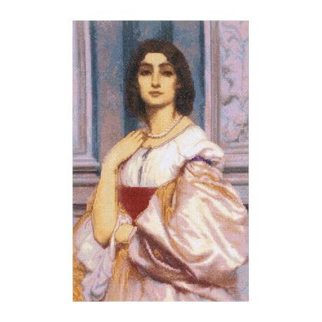 Набор для вышивки крестом Panna ВХ-0583 Римская женщина фото