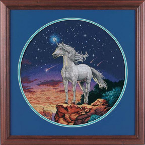 Набор для вышивания  Dimensions Unicorn Mystique 13657