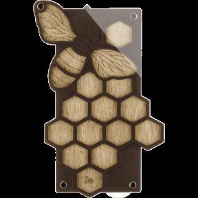 Органайзер для бисера с крышкой  Волшебная страна FLZB-041