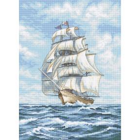 Набор для вышивания LETISTITCH Ship LETI 907