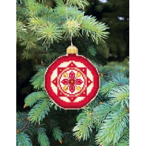 """Набор для вышивания крестом Crystal Art Серия """"Счастливого Рождества"""" Т-11"""