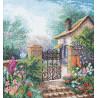 """Набор для вышивания крестом Crystal Art """"Цветущий сад"""" ВТ-241"""