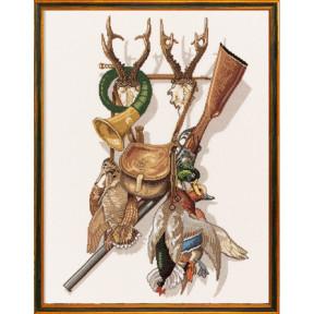Набор для вышивания Eva Rosenstand Hunting 12-279