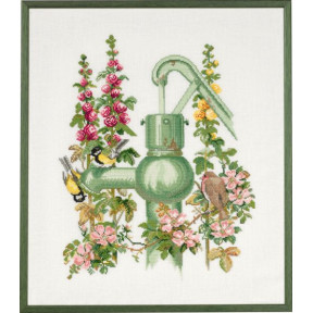 Набор для вышивания Eva Rosenstand Waterpump 74-135