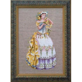 Схема для вышивания Mirabilia Designs Blossom Harves MD60