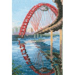 Набор для вышивки RTO Живописный мост C310