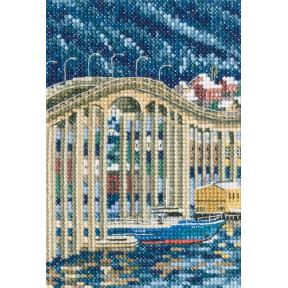 Набор для вышивки RTO Тасманский мост C308