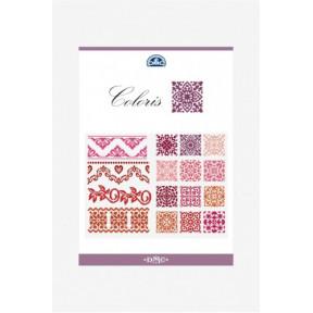 Буклет-схема Coloris DMC  15358/22
