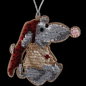 Набор для вышивания бисером по дереву Волшебная страна FLK-232