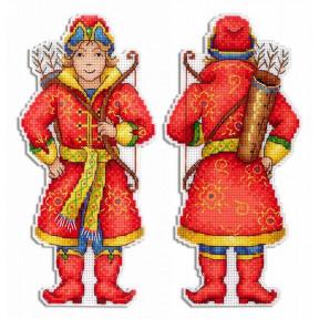 Набор для вышивки крестом МП Студия Царевич Иванушка Р-463