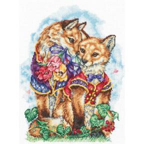 Набор для вышивки Сделай Своими Руками Свадебное фото С-50