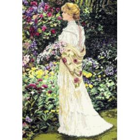 Набор для вышивки крестом Dimensions 35119 In her Garden