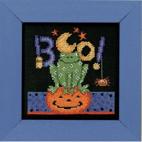 Набор для вышивания Mill Hill Boo Frog DM303104