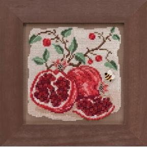 Набор для вышивания Mill Hill Pomegranates MH141926