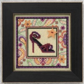 Набор для вышивания Mill Hill High Heel MH140101