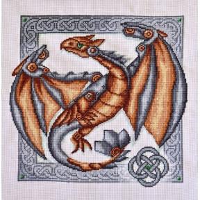 """Набор для вышивки крестом Палитра """"Хранитель легенд"""" 05.006"""