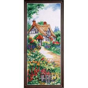 Набор для вышивания Design Works 2768 Thatched Cottage