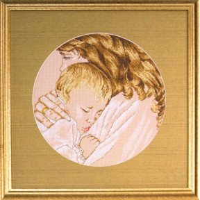Набор для вышивания Design Works 9404 Mother & Child