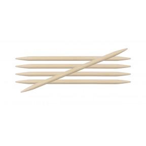 Спицы носочные 6.50 мм - 20 см Bamboo KnitPro 22133