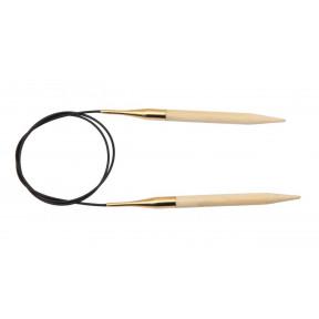 Спицы круговые 5.50 мм - 40 см Bamboo KnitPro 22210