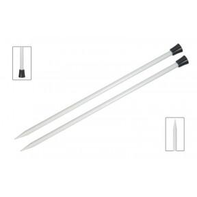 Спицы прямые 3.50 мм - 25 см Basix Aluminum KnitPro 45203