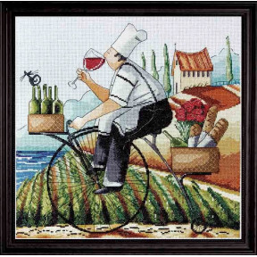 Набор для вышивания Design Works 2772 Fine Wine