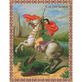 """РИП-3-003 Рисунок на ткани Марічка""""Св,Вмч,Георгий Победоносец"""""""