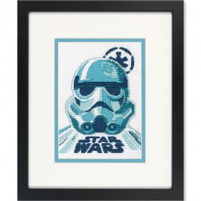Набор для вышивания  Dimensions Stormtrooper 70-65193