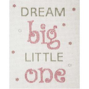 Набор для вышивания Anchor  Мечты девочка(Dream Girl) AK32