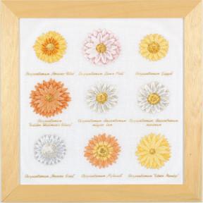 Набор для вышивания Permin (Dahlia) 70-8475