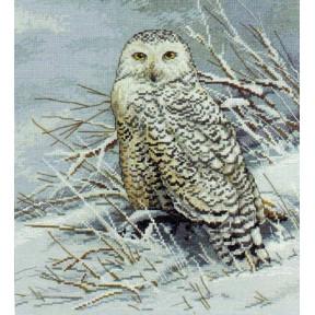 Набор для вышивания  Bucilla 45470 Snowy Owl