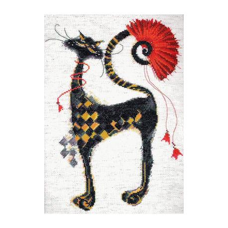 Набор для вышивания Design Works 2419 Sebastian фото