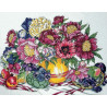 Набор для вышивания Design Works 9831 Floral Medley фото